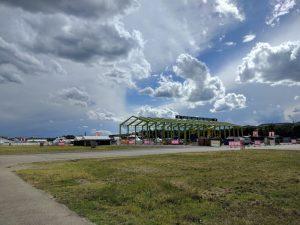 オクトーバーフェスト2017建設状況(2017/06/30)