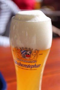 ヴァイエンシュテファン・ヘーフェヴァイスビア グラス